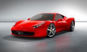 Transformers DOTM'daki Ferrari'nin adı nedir?