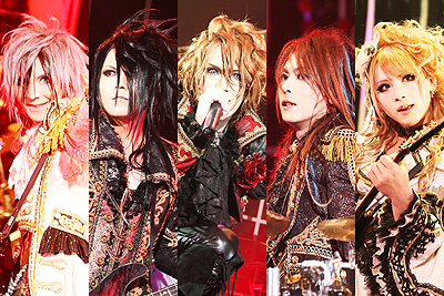 In which catagory did Versailles win in the 2011 Jpop Asia música awards (Jrock)?