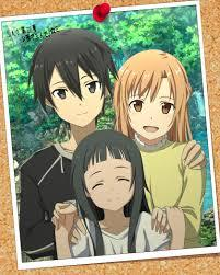 Where did Kirito and Asuna found Yui?