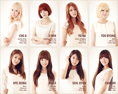 Who is the leader of AOA?