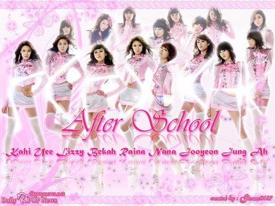 Who is the leader of After School?