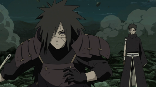Is Madara Uchiha & Obito/Tobi Uchiha are the same ?