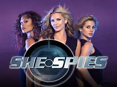 """On """"She Spies,"""" what is the name of the government agency that the She Spies work for?"""