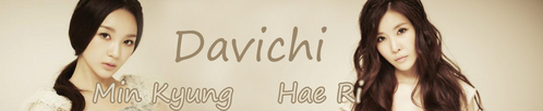 Who is the leader of Davichi?