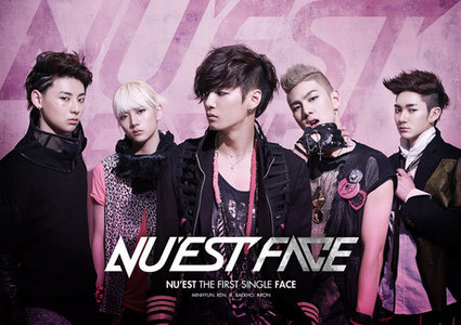 Who is the maknae of NU'EST?