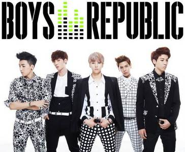 Who is the maknae of Boys Republic?