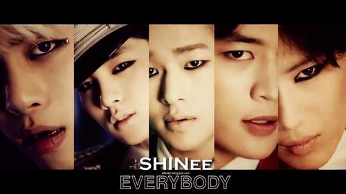 Who is the maknae of SHINee?