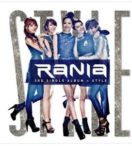 Who is the maknae of RaNia?