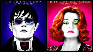 how many times does helena bonham carter play with johnny depp in the movies ?