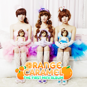 Who is the maknae of Orange Caramel?