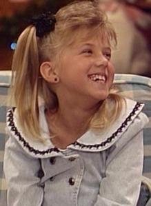 What season does Stephanie finally have straight hair?