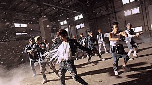 What was Topp Dogg's debut song?