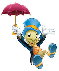 Who is the voice of Jiminy Cricket in Pinocchio?