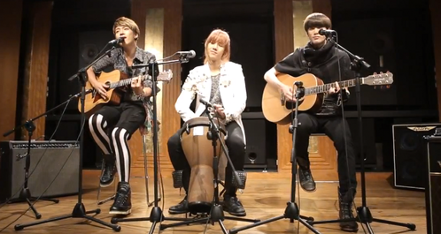 What was Lunafly's debut song?