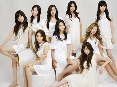 What was Girl's Generation's debut song?