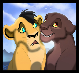 what are the cubs cnbejh for sikmba and nala cubs