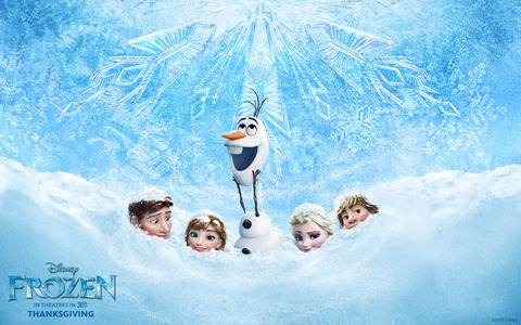 What is the former 标题 of the movie before it is entitled Frozen?