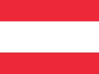 The flag of: