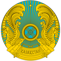 The kanzu, koti of arms of: