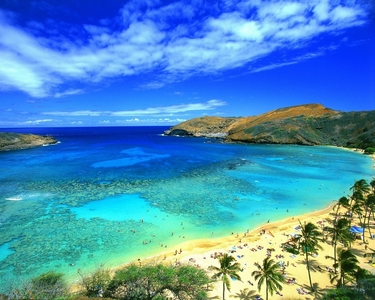 How many islands make up Hawaii?