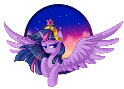 When did Twilight become a princess?