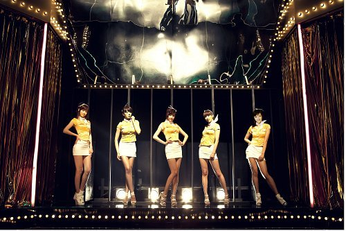 What was Swing Girls' debut song?