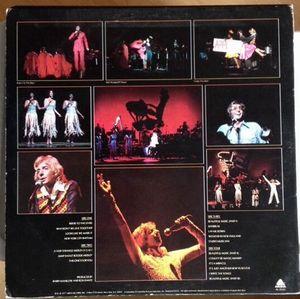 "Released in 1977, ""Barry Manilow: Live"", went quadruple platinum"