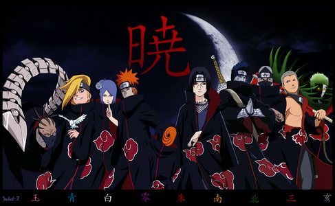 Who is the true leader of the akatsuki?