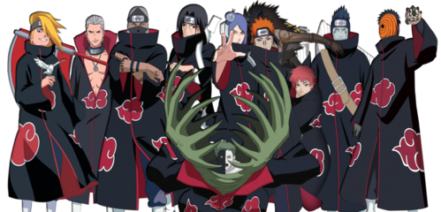 Who is the tallest member of Akatsuki?