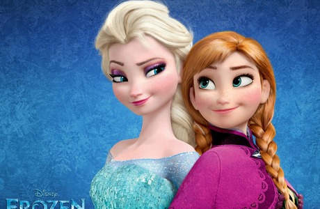 T/F: Anna and Elsa both have a similarities/similarity with Jack Frost.