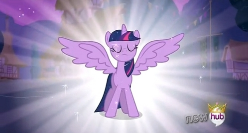 Who is this alicorn