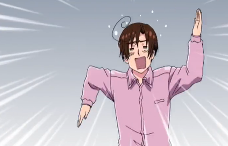 what is romano screaming about?