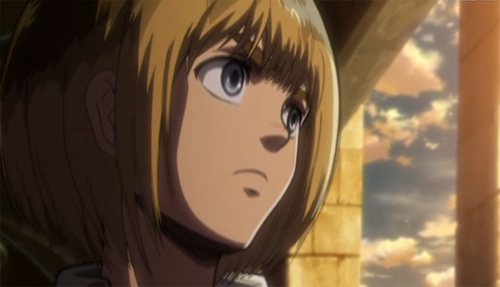 For the English dub of Attack On Titan, who provides Armin's voice?