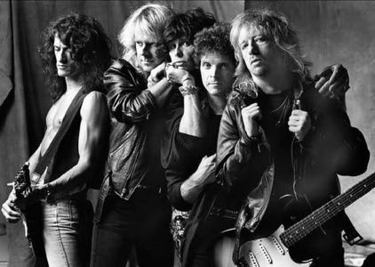 Aerosmith members are...