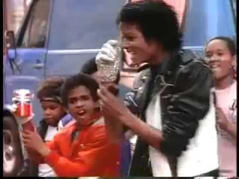1984 Pepsi commerical