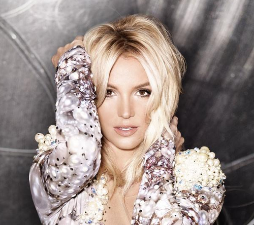 As of 2014 Which of these people has Britney not had a duet with?