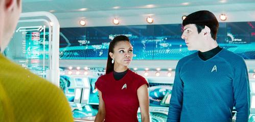 Complete the Star Trek into Darkness dialogue: 