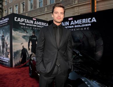 How many Film has MARVEL dealt with Sebastian Stan?