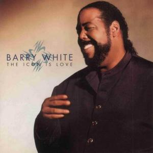 "What year was Barry White's album, ""The Icon Is Love"", released"
