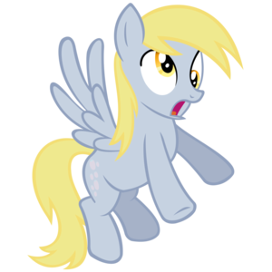 what is derpy hooves real name?