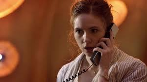 when amy answered the phone, which prime minister called, what episode was it, and who played him?