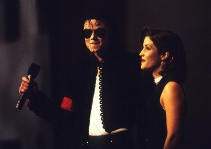 The 1994 MTV Video Music Awards was Michael and Lisa Marie's first public appearance as a married couple