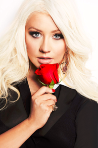 As of 2014. How many Christina songs have the word Beautiful in the title?