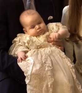 when was prince george born?