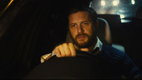 Where is Tom Hardy's character from in Locke?