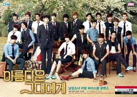 How many episode does To The Beautiful You have?