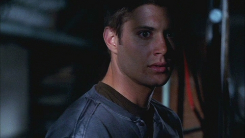 What movie was this screencap of Jensen taken from?