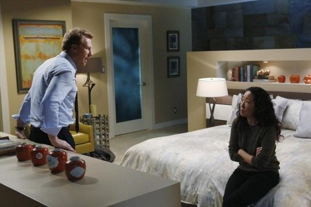 In which season is Owen and Cristina's divorce finalized?