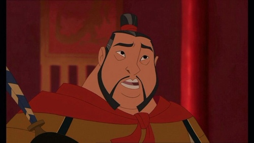 General Li appears in 'Mulan II'.