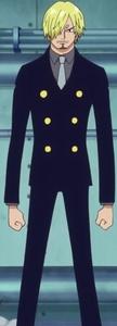 How tall is Sanji (After timeskip)?